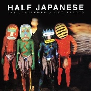 HALF JAPANESE - HALF GENTLEMEN/NOT BEASTS (2LP)