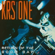 KRS ONE - RETURN OF THE BOOM BAP (2LP)