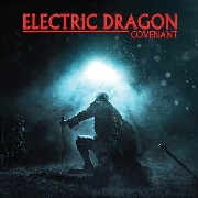 ELECTRIC DRAGON - COVENANT (BLUE)
