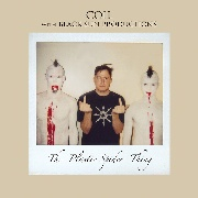 COIL WITH BLACK SUN PRODUCTIONS - (CLEAR) THE PLASTIC SPIDER THING (2LP)