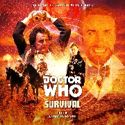 GLYNN, DOMINIC - DOCTOR WHO: SURVIVAL O.S.T. (2LP)