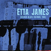 JAMES, ETTA - CHICAGO BLUES FESTIVAL 1985