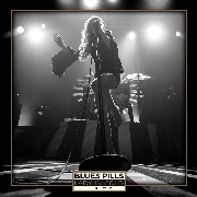 BLUES PILLS - (BLACK) LADY IN GOLD-LIVE IN PARIS (2LP)