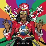 COLLINS, BOOTSY - WORLD WIDE FUNK (2LP)