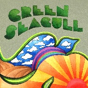 GREEN SEAGULL - (I USED TO DREAM IN) BLACK AND WHITE