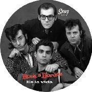 "ROCK'N'BORDES - ES LA VIDA (10""/PD)"