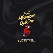 WAKEMAN, RICK - (RED) THE PHANTOM OF THE OPERA O.S.T. (2LP)