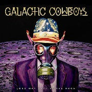 GALACTIC COWBOYS - LONG WAY BACK TO THE MOON (2LP)