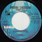 JACKSON, VIVIAN - BABYLON A FALL/VERSION