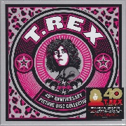"T.REX - 7"" PICTURE DISC BOX SET (5X7"")"