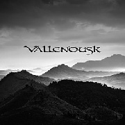 VALLENDUSK - BLACK CLOUDS GATHERING/VALLENDUSK (2LP)