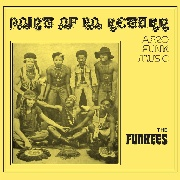 FUNKEES - POINT OF NO RETURN (NIGERIAN COVER)
