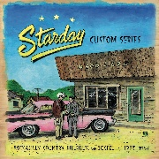 VARIOUS - STARDAY CUSTOM SERIES #500-675 (10CD+BK)