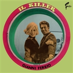 FERRIO, GIANNI - IL KILLER O.S.T. (BLACK)