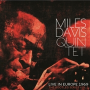 DAVIS, MILES - BOOTLEG SERIES 2: LIVE IN EUROPE 1969 (4LP)
