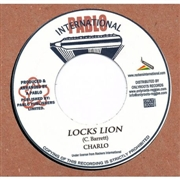 CHARLO/NATTY ALL STARS - LOCKS LION/DUB LION