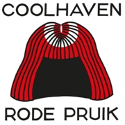 "COOLHAVEN - RODE PRUIK (10""+COMIC BOOK)"