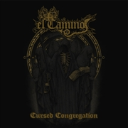 EL CAMINO - (SPLATTER) CURSED CONGREGATION