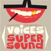 VARIOUS - VOICES SUPER SOUND (+CD)