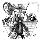TARANTULA - WEIRD TALES OF RADIATION AND HATE