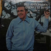 ANDERSON, BILL - GREATEST HITS VOL. 2