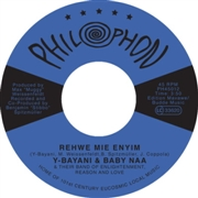 Y-BAYANI & BABY NAA & THEIR BAND OF ENLIGHTENMENT, REASON AND LOVE - REHWE MIE ENYIM/MI SUMOLO
