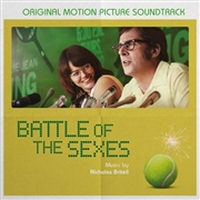 BRITELL, NICHOLAS - BATTLE OF THE SEXES (2LP)
