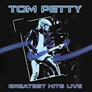 PETTY, TOM - GREATEST HITS LIVE (PD)