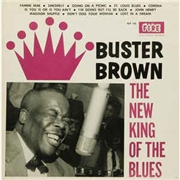 BROWN, BUSTER - NEW KING OF THE BLUES