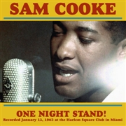COOKE, SAM - ONE NIGHT STAND! AT THE HARLEM SQUARE CLUB