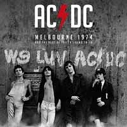AC/DC - MELBOURNE 1974 & TV COLLECTION (2LP/WHITE/RED)