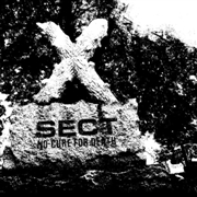 SECT (USA) - NO CURE FOR DEATH (BLACK)