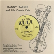 BARKER, DANNY -& HIS CREOLE CATS- - INDIAN RED/CHOCKO MO FEENDO HEY