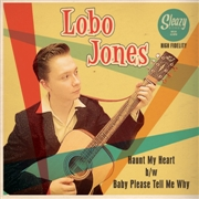 JONES, LOBO - HAUNT MY HEART/BABY PLEASE TELL ME WHY