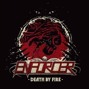 ENFORCER - DEATH BY FIRE (BLACK)