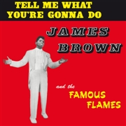 BROWN, JAMES - TELL ME WHAT YOU'RE GONNA DO