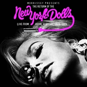 NEW YORK DOLLS - LIVE FROM ROYAL FESTIVAL HALL, 2004 (2LP)
