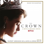 GREGSON-WILLIAMS, RUPERT - THE CROWN SEASON 2 O.S.T.