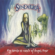 SENDELICA - (BLUE) MY HOUSE IS MADE OF ANGEL HAIR