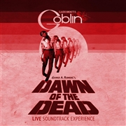 SIMONETTI, CLAUDIO -'S GOBLIN- - (BLACK) DAWN OF THE DEAD: LIVE IN HELSINKI 2017