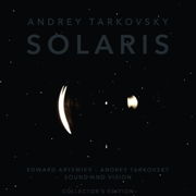 ARTEMIEV, EDWARD/ANDREI TARKOVSKY - SOLARIS. SOUND AND VISION (BOX)