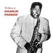 PARKER, CHARLIE - THE GENIUS OF CHARLIE PARKER (RUS)