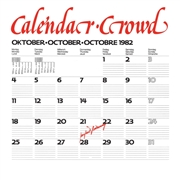 CALENDAR CROWD - PERFECT HIDEAWAY
