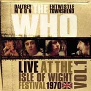 WHO - (VOL. 1) LIVE AT THE ISLE OF WIGHT (2LP)