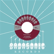 GARDINER, CAZ -& THE BADASONICS- - NEVER GONNA LET/TIC TAC TOE