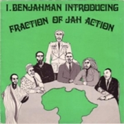 I. BENJAHMAN - FRACTION OF JAH ACTION (2CD)