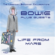 BOWIE, DAVID - LIFE FROM MARS: LEGENDARY BROADCASTS (4CD)