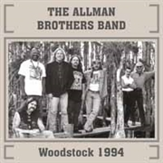 ALLMAN BROTHERS BAND - WOODSTOCK 1994 (2LP)