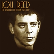 REED, LOU - BROADCAST COLLECTION 1976-1992 (9CD)