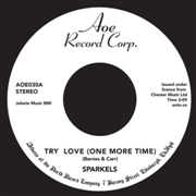 SPARKELS - TRY LOVE/THAT BOY OF MINE